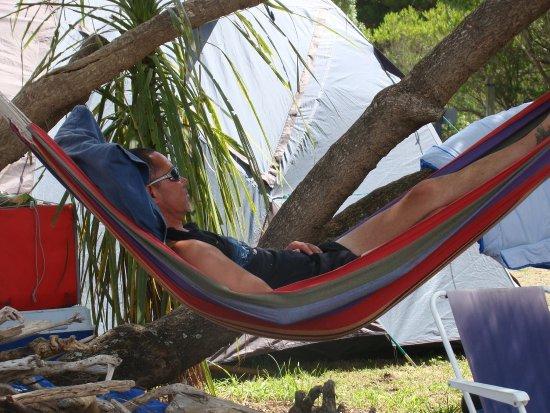 Kaikoura Peketa Beach Holiday Park : Time out