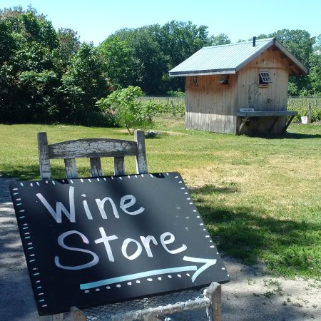 By Chadsey's Cairns Winery and Vineyard: This says it all!