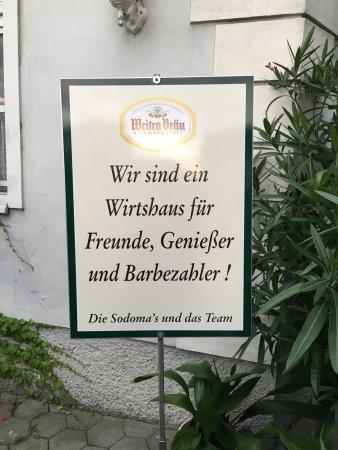 Tulln, Autriche : Gasthof zur Sonne Sodoma