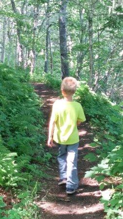 Parrsboro, Καναδάς: Gorgeous hike. Spectacular views.