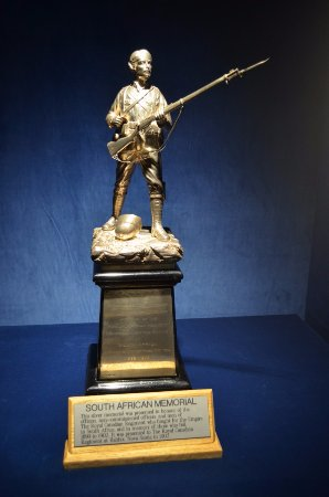 The Royal Canadian Regiment Museum: South African Memorial