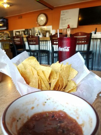 Ortonville, MN: FREE delicious chips & salsa!