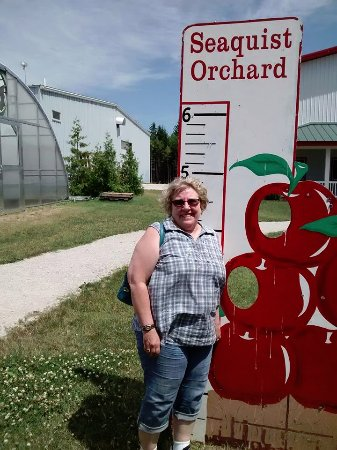 Seaquist Orchards Farm Market Sister Bay All You Need