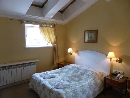 Hotel Pugetow: Bedroom