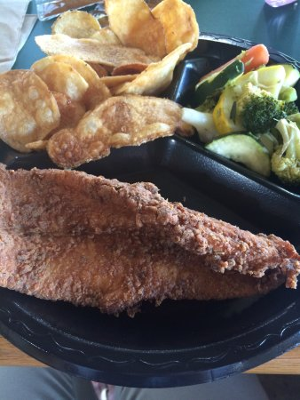 Fort Valley, جورجيا: dined with mommy July 18, 2016