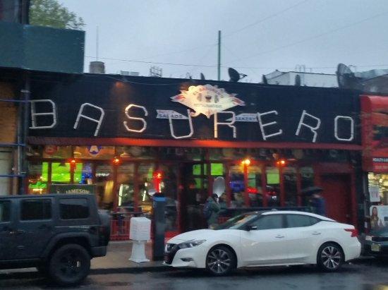 Basurero Restaurant In Astoria New York
