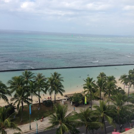 Park Shore Waikiki : View to wake up to daily - Outstanding