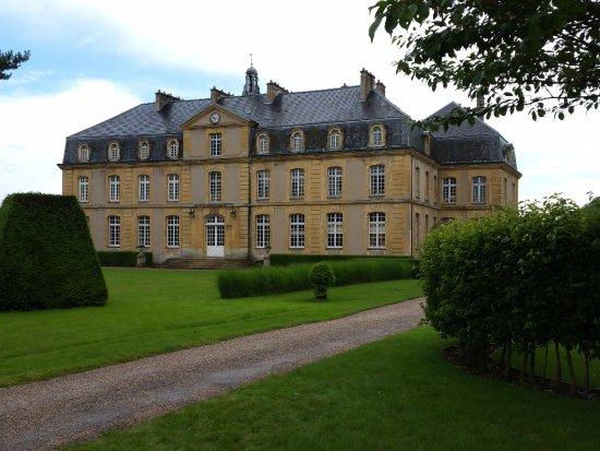 Chateau de Pange: The Chateau