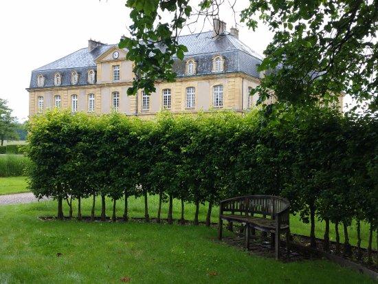 Chateau de Pange: The Chateau and Grounds