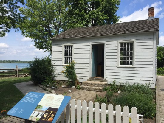 Amherstburg, Canada: These are some of the pictures I took at the fort today