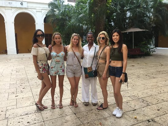 Cartagena girls