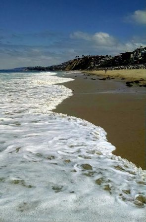 Dana Point, CA: Strands Beach looking toward Salt Creek Beach