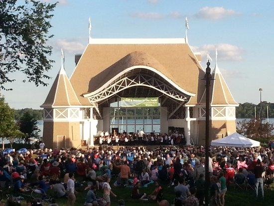 Lake Harriet Band Shell : Minneapolis Orchestra @ Lake Harriet Bandshell