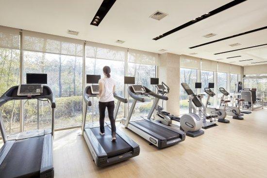 Hwaseong, Korea Południowa: Fitness
