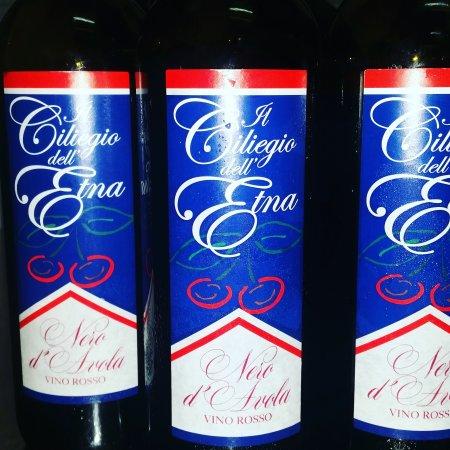 Il Ciliegio dell'Etna: Il vino del ciliegio