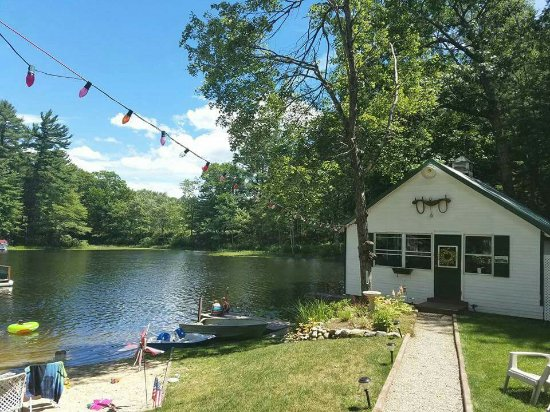 Henniker, Nueva Hampshire: Tall Pines Cottages