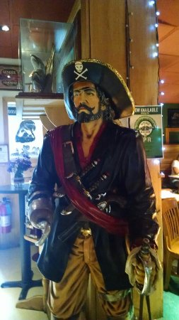Captain Jack's Goodtime Tavern sodus point ny: Captain Jack!