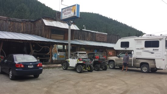 Thompson Falls, MT: An eclectic place!