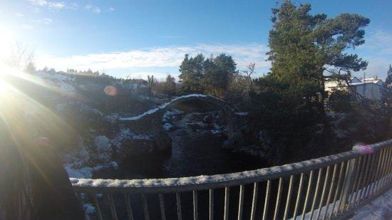 Aviemore, UK: The Old Bridge
