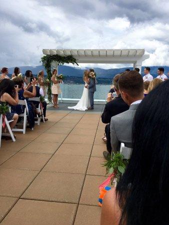 Hotel Eldorado: Roof Top Wedding venue