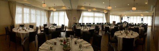 Hotel Eldorado: Greatroom reception hall.