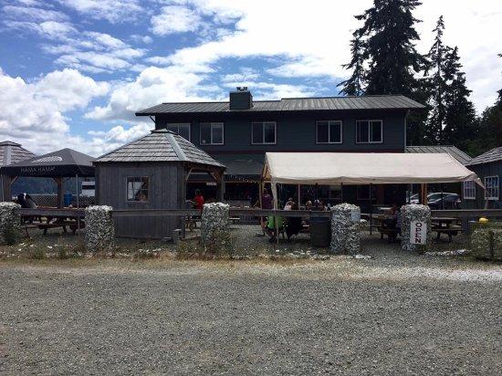 Lilliwaup, Etat de Washington : Restaurant