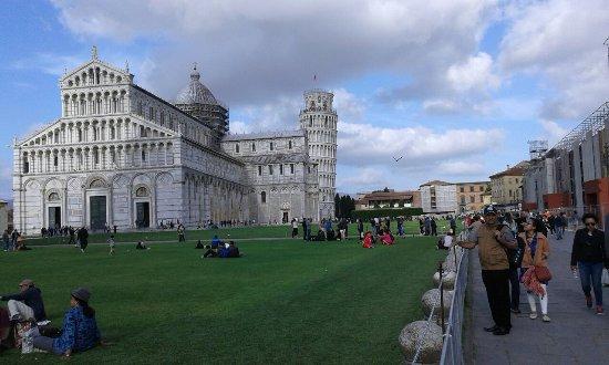 Provincia di Pisa, Italia: Pisa...increiblemente bella...