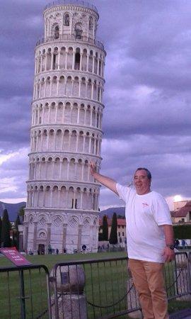 Province of Pisa, Italië: Pisa...increiblemente bella...