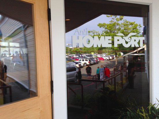 Everett, Etat de Washington : Anthony's Homeport