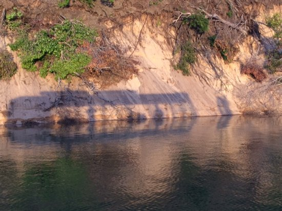 Cooktown, Australien: Shadows in Leprosy Creek