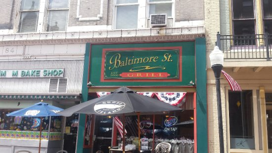 Cumberland, MD : Baltimore Steet Grill