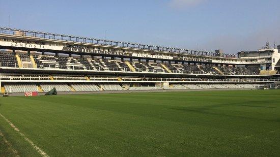 Resultado de imagem para estadio vila belmiro