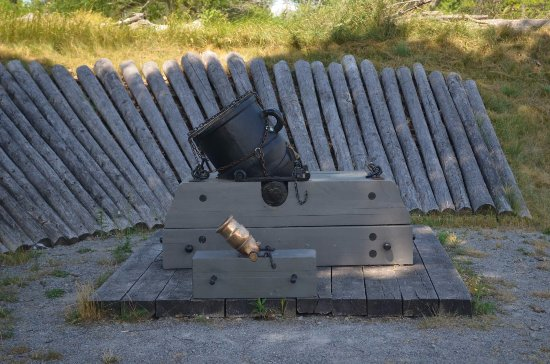 Fort Erie, Canadá: Other type of cannons