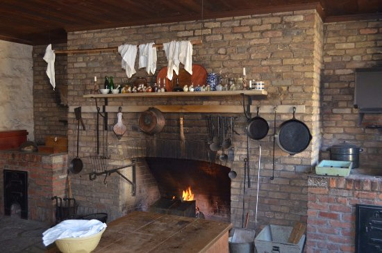 Fort Erie, Canadá: The Kitchen