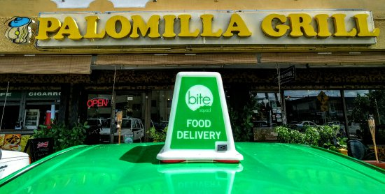Palomilla Grill : #delivery