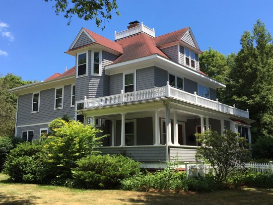 ‪‪North Kingstown‬, ‪Rhode Island‬: Beautiful Victorian House in historic Wickford, RI.‬