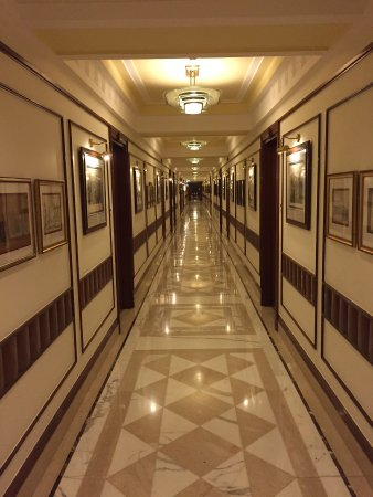 The Imperial Hotel: The Art Deco wing...........WOW!!!!