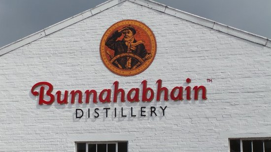 Port Askaig, UK: Bunnahabhain