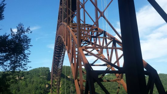 New River Gorge Bridge: 20160718_182218_large.jpg