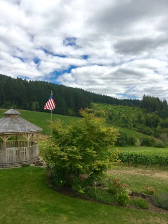 Forest Grove, Oregón: Shafer Vineyard Cellars