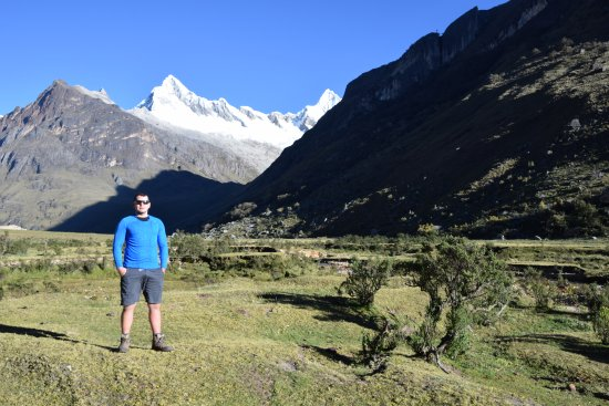 Nevado Huascaran: Santa Cruz