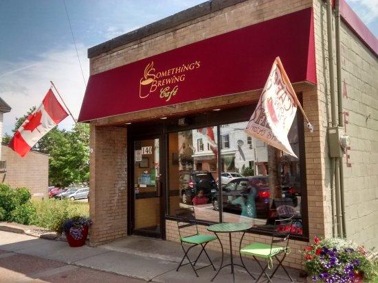 St. Stephen, Canadá: Storefront