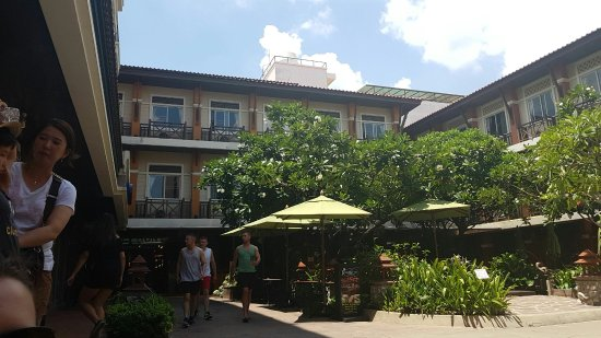 Rambuttri Village Inn & Plaza: Hotel bangkok