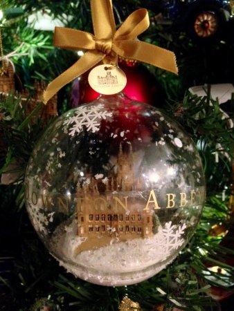 Yankee Candle Company - Downton Abbey Ornament I Should Have Bought! - Yankee Candle Company - Downton Abbey Ornament I Should Have Bought