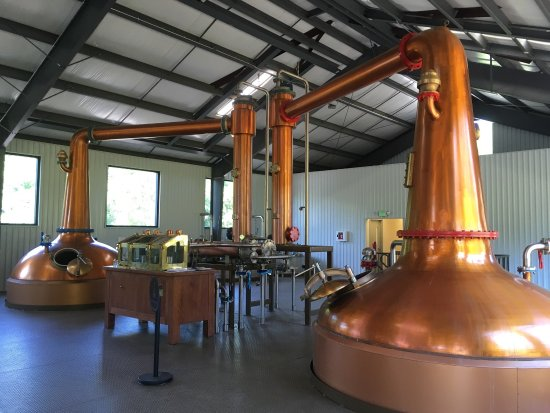Lovingston, Wirginia: Virginia Distillery Company