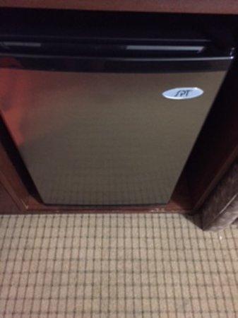 Mariposa, CA: Kylskåp med frysfack