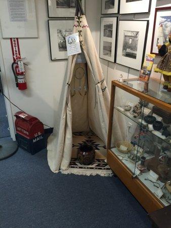 Victorville, Kalifornien: peça de museu