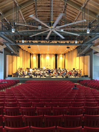 Whittington-Pfohl Auditorium at Brevard Music Center
