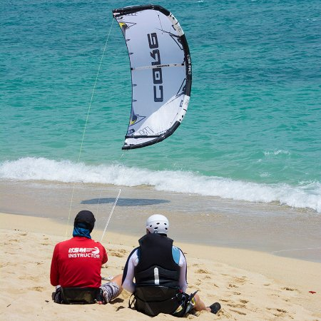 Kiteboarding School of Maui: KSM - Hawaii's premier training center - Kiteboarding lessons for all skill levels