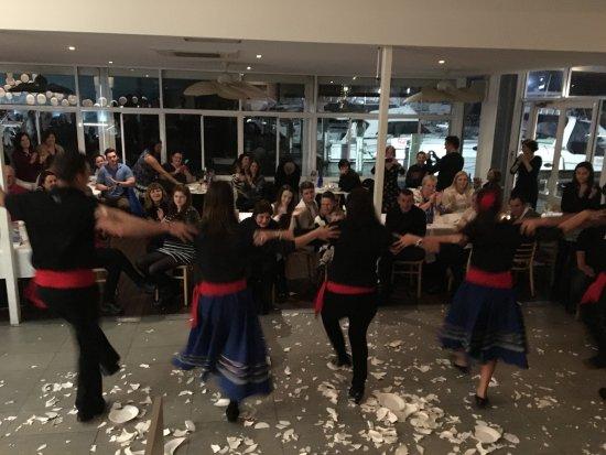 East Fremantle, Australia: Dancers
